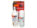 Čistící sada K&N (šampón 355ml, olej ve spreji 192ml)