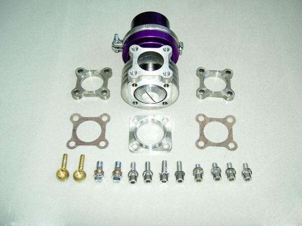 Jap Parts Externí wastegate 46mm v-band