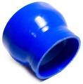 Silikonová hadice HPP redukční spojka 70 > 80mm