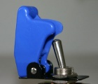 Vypínač kill switch modrý