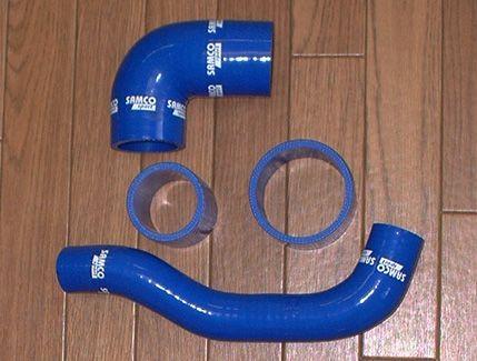 Hadicový kit Samco Subaru Impreza New Age Ver 8 GDB/GGB/GDF STi (09/00-05/04)