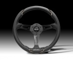 Volant Momo Gotham 350mm - černý/černý
