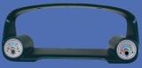 Držák budíků Honda Civic (96-00) - 2x budík 52mm Raid