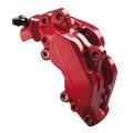 Sada Foliatec na brzdová prasátka (barva na brzdy) - červená lesklá (racing rosso)