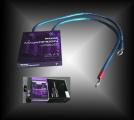 Stabilizátor napětí + battery monitor Pivot Mega Raizin fialový