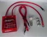 Stabilizátor napětí Raizin 90 - 3x GL červený