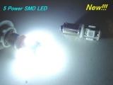LED parkovací světla 1895 / BA9S / T4W xenon bílé