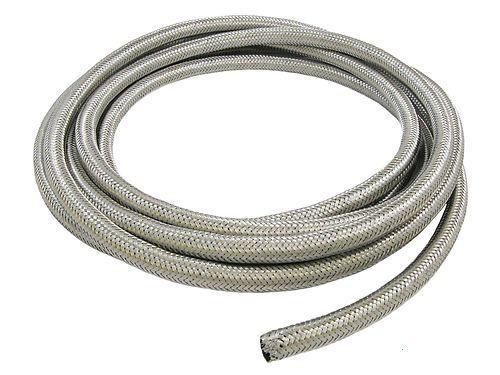 Torques Opletená nerezová panceřová hadice D-04 (AN4) - gumová