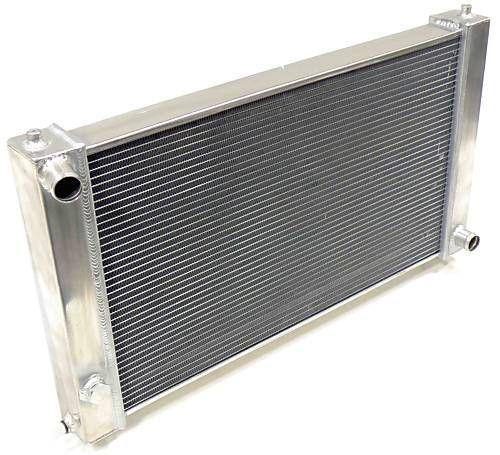 Hlinikový závodní chladič Jap Parts Audi A4 2.5 V6 24V DOHC TDI (97-01)