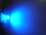 LED palubní deska Neo Wedge B8.5D (17057) jiskřivě modrá
