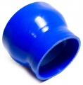 Silikonová hadice HPP redukční spojka 57 > 76mm