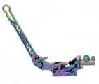 Hydraulická ruční brzda HPP - vertikální (s brzd. válcem a aretací) - se štelováním sklonu - neo chrome