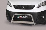 Nerezový přední ochranný rám 63mm Peugeot Expert III