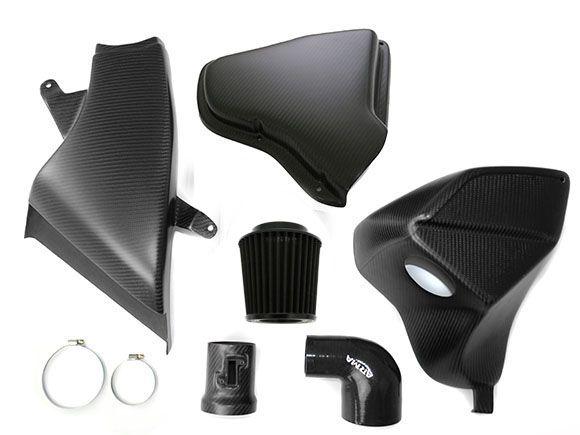 Karbonový kit sání Arma pro Audi A4 B8 2.0 TFSi (07-15)