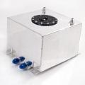Závodní hliníková palivová nádrž 20l (racing fuel tank) se senzorem na ukazatel stavu paliva