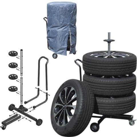 Držák hlinikových kol Raid do šířky pneumatik 285 a velikosti kol 18