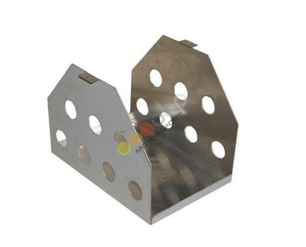 Hliníkový držák autobaterie OBP univerzální 260 x 175 x 175mm