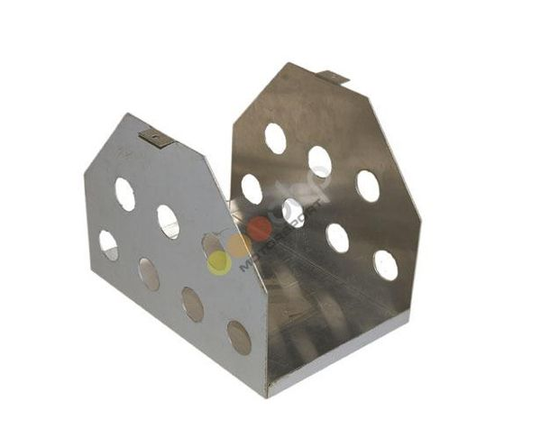 Hliníkový držák autobaterie OBP univerzální 260 x 175 x 210mm