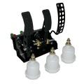 Pedálový box OBP Kit Car Special 6:1 - hydraulická spojka