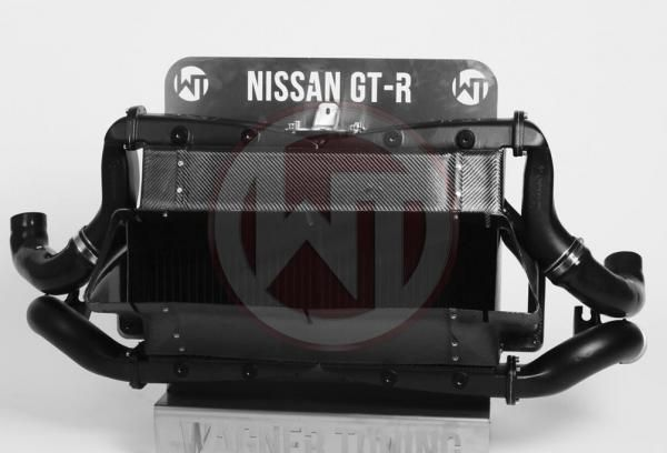 Intercooler kit Wagner Tuning pro Nissan GT-R R35 (08-10)