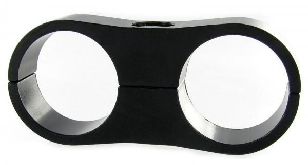 Torques Separátor na vedení - průměr 2x 25,4mm - černý