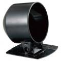 Držák univerzální pro 1 přídavný budík 60mm - karbon look