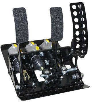 Pedálový box OBP Track-Pro Opel Nova - hydraul.