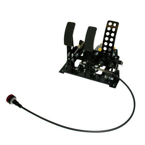 Pedálový box OBP Track-Pro VW Golf 1/2/3/4 - lanko