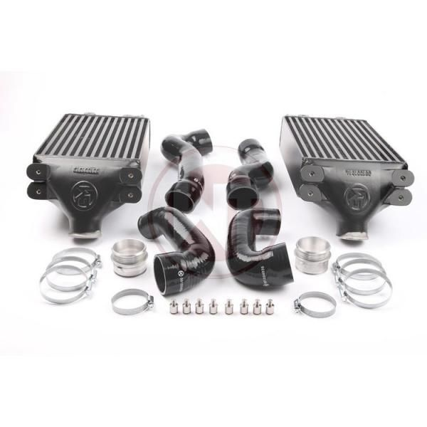 Intercooler kit Wagner Tuning pro Porsche 996 911 Turbo/Turbo S (00-06) - EVO1