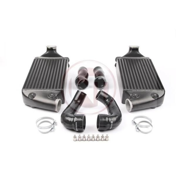 Intercooler kit Wagner Tuning pro Porsche 997/1 911 Turbo 480PS (06-08) - EVO1