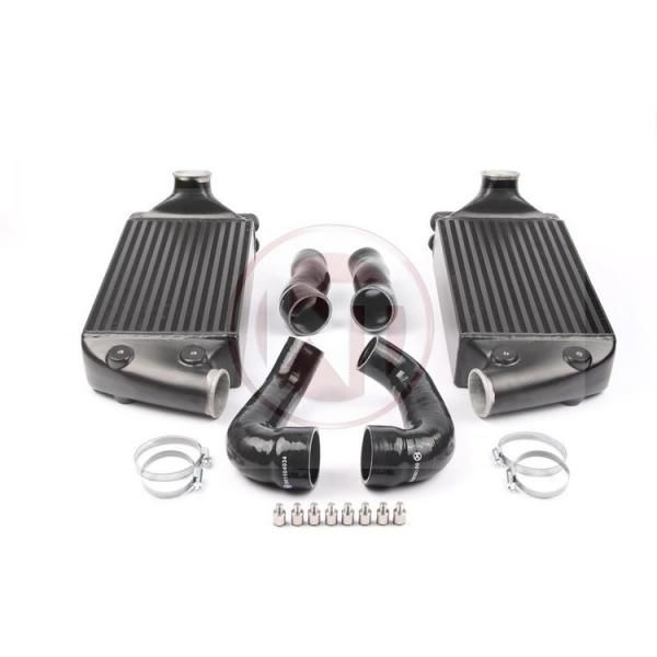 Intercooler kit Wagner Tuning pro Porsche 997/2 911 Turbo/Turbo S 500/530PS (08-) - EVO1