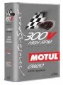 Olej Motul 300V High RPM 0W20 - 2l