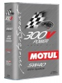Olej Motul 300V Power 5W40 - 2l