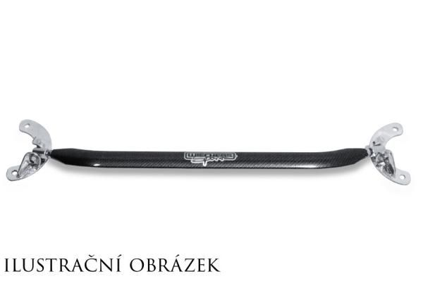 Wiechers přední horní alu rozpěrná tyč Racingline Carbon look pro Mitsubishi ASX (10/12-)