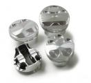 Kované písty JE Pistons BMW E46 M3 (01-06) / Z3 (01-02) / Z4 (06-08) S54B32 3.2 24V - 87.0mm - 9.0:1