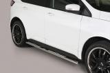Nerez boční designové nášlapy Ford Edge
