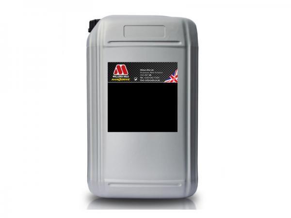 Závodní motorový olej Millers Oils Motorsport CSS 10w40 novinka 2017 - 25l - polosyntetický motorový olej