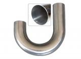 Hliníkové (Alu) koleno J - průměr 51mm (2 palce) - délka 60cm