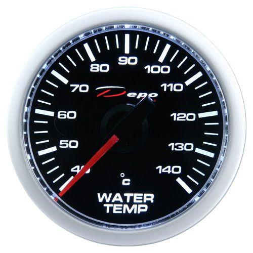 Přídavný budík Depo Racing CSM - teplota vody