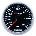 Přídavný budík Depo Racing CSM - tlak turba mechanický 2bar