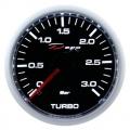 Přídavný budík Depo Racing CSM - tlak turba mechanický diesel 3bar