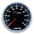 Přídavný budík Depo Racing CSM - voltmetr