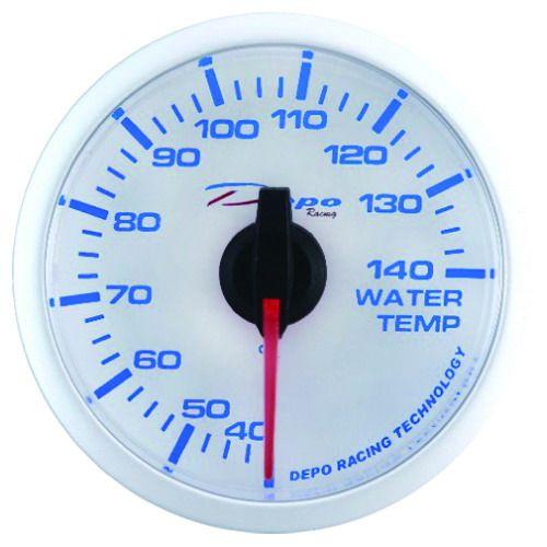 Přídavný budík Depo Racing WBL - teplota vody