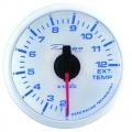 Přídavný budík Depo Racing WBL - teplota výfukových plynů (EGT)
