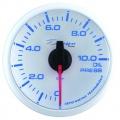 Přídavný budík Depo Racing WBL - tlak oleje