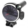 Přídavný budík Depo Racing 115mm - otáčkoměr se shift lightem - dieselové motory