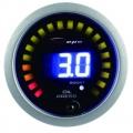 Přídavný budík Depo Racing Digital 2in1 - tlak turba elektronický + tlak oleje
