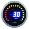 Přídavný budík Depo Racing Digital 2in1 - tlak turba elektronický + voltmetr