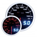 Přídavný budík Depo Racing Dual View - teplota oleje