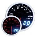 Přídavný budík Depo Racing Dual View - teplota výfukových plynů (EGT)